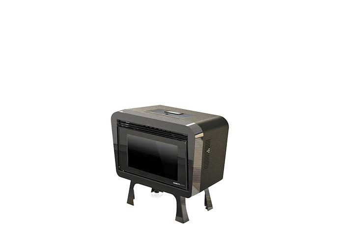 Poêle à granulés Moretti Canalizzate C10 Design